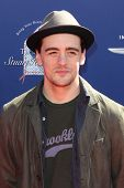 LOS ANGELES - MAR 10:  Vincent Piazza arrives at the  10th Annual John Varvatos Stuart House Benefit