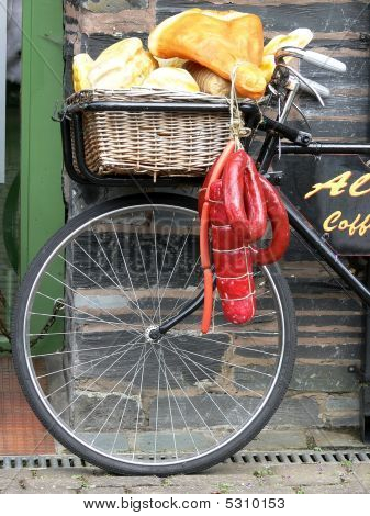 Delivery Bicycle