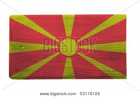Macedonian Cutting Board