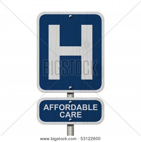 Hospital And Affordable Care