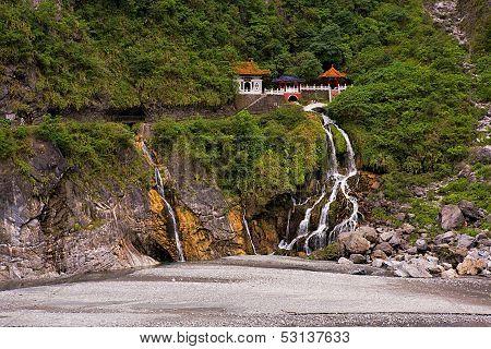 Eternal Springs Shrine Taroko Gorge