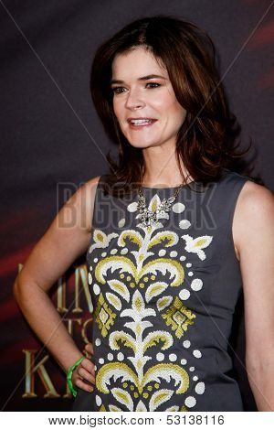 NEW YORK- OCT 20: Actress Betsy Brandt attends the Broadway opening night of 'A Time To Kill' at The Golden Theatre on October 20, 2013 in New York City.