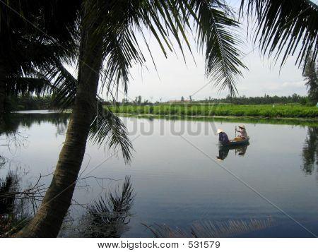 Two Ladies Fishing