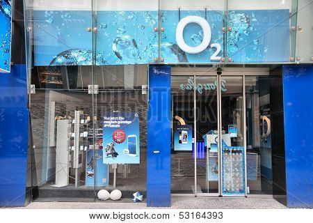O2 Mobile Phone Company