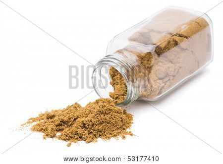 Spice Pouring - Cumin
