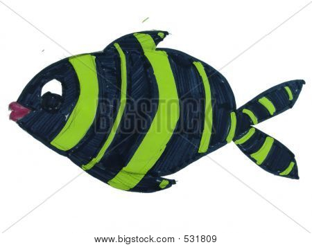 Has The Stripe Fish