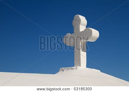Greek Church Cross