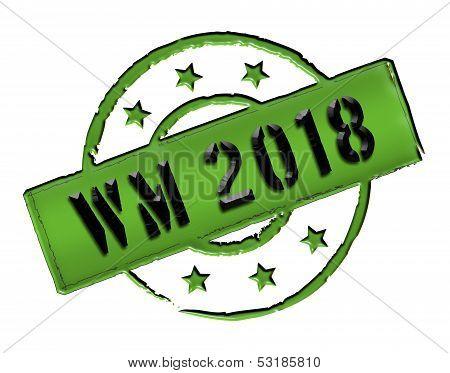 Stamp - WM 2018