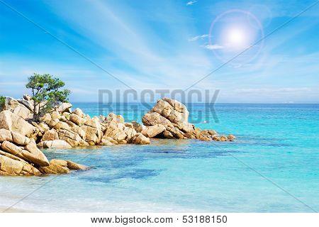 Capriccioli Sea