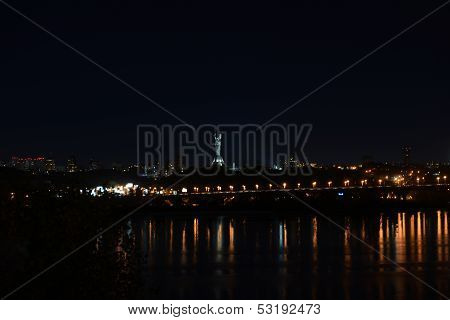 Night Kiev