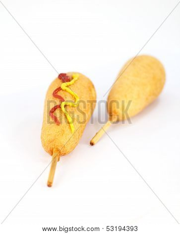 Corn Hot Dogs