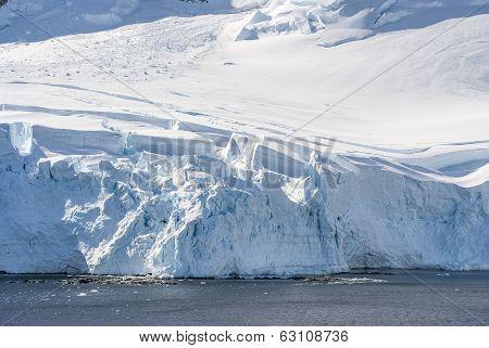 Antarctica - Antarctic Peninsula - Global warming - Fairytal