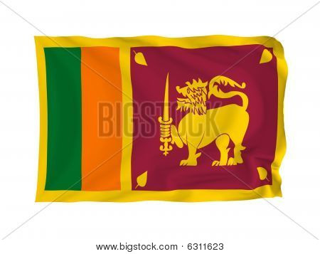 Flag Of Sri Lanka