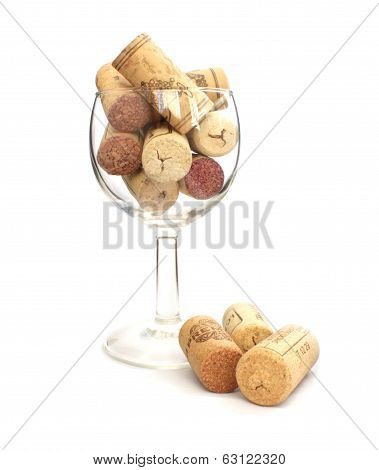 Goblet And Cork