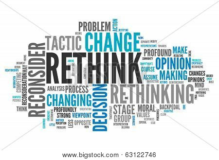 Word Cloud Rethink
