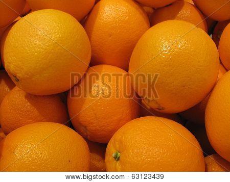 Lots of Oranges