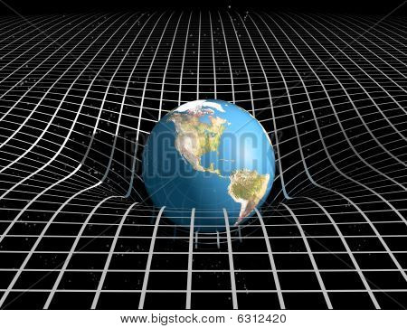 Space Time And Gravity