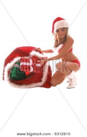 Sexy Mrs Santa Clause