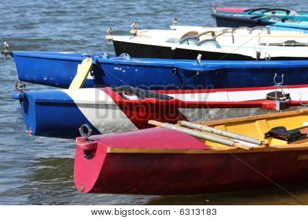 Stern's Of Surf Boats