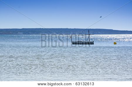 Traditional Majorcan Boat - Llaut