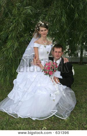 Portrait Newlyweds