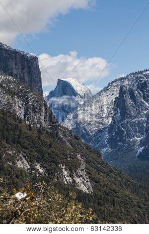 granite cliffs
