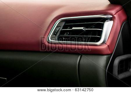 Car Airbag Panel.