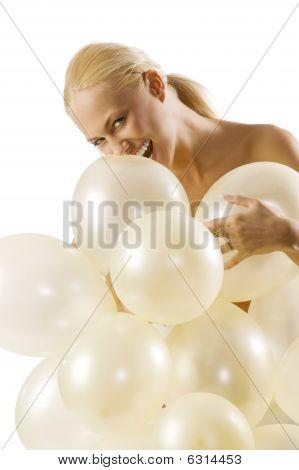 Biting Ballons