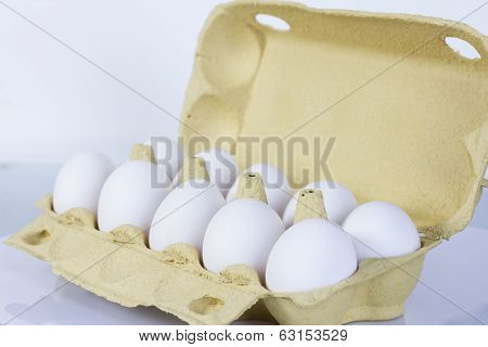 Casserole Of Eggs