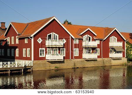 House in Falun