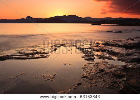 Sudak sunset