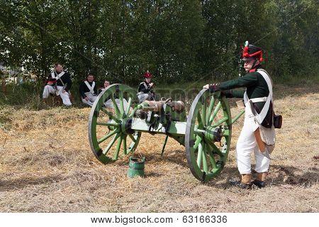 Borodino, Battle, Moscow Region, Russia