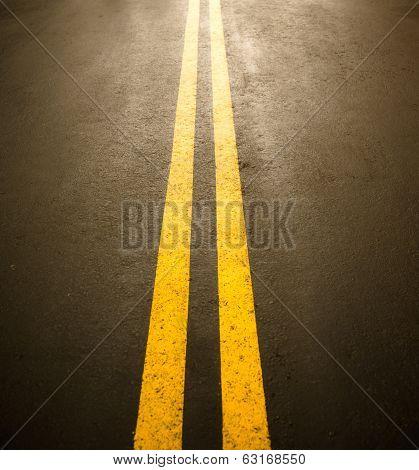 Asphalt Road Surface