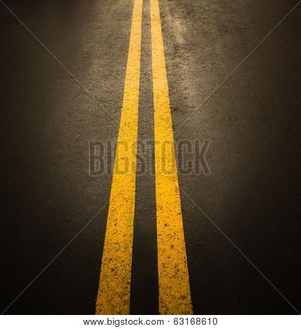 Asphalt Road Surface