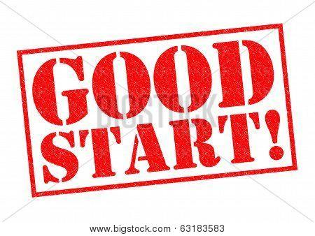 Good Start!