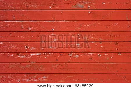 Rustic Red Barn Paint