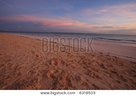 Dominican Beach Sunrise