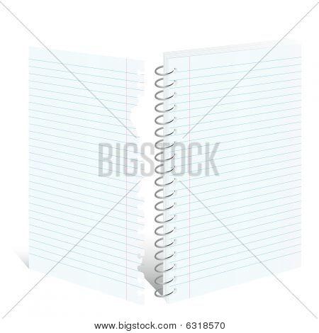 Notebook Spiral