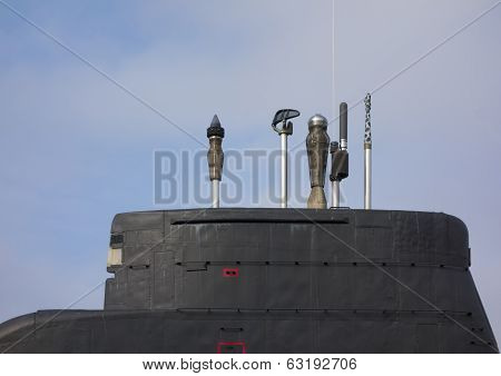 Submarine Tower