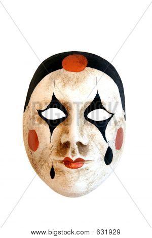 Máscara de Carnaval Veneciano