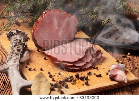Homemade Ham