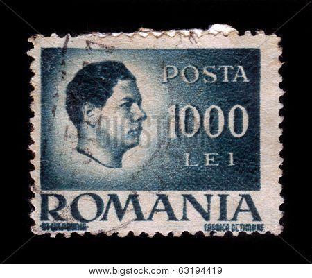 King Michael , King Of Romania