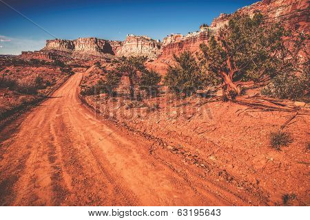 Utah Wilderness Road
