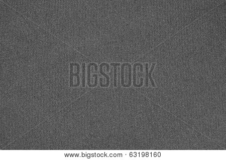 Black Texture Of Cicatricial Fabric
