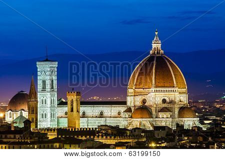 Cathedral of Santa Maria del Fiore (Duomo)Florence