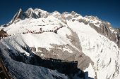 pic of jade blue  - Viewpoint Of Jade Dragon Snow Mountain - JPG