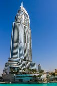 The Address Hotel In Downtown Dubai, United Arab Emirates