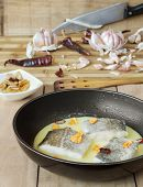image of basque country  - Cod with pil - JPG