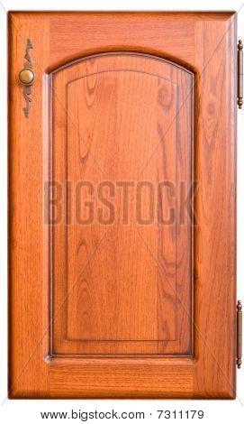 Wooden Furniture Door With Handle