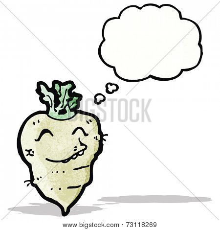 turnip cartoon character